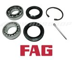 Wheel bearing kit, rear, for one side only FAG 8/70-7/92