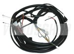 Central junction cable harness