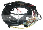 Central junction / relay box cable harness
