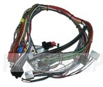 Switchboard cable harness for daylight switch