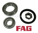Front wheel bearing kit, 8/83 FAG, not Syncro