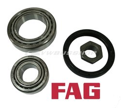 Front wheel bearing kit front 79-7/83 FAG, not Syncro