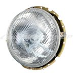 Headlight H4 with holding ring 8/73-