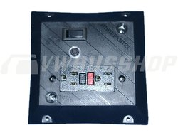 Fault current protection switch