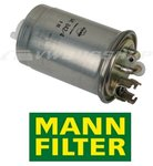 Fuel filter, 8/87-, diesel/T- diesel