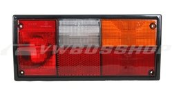 T3 Right taillight assembly with backuplight and foglight
