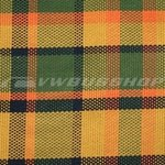 Cover fabric T2 green-yellow-red, width 1.60m