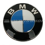 BMW Emblem for hood and tailgate