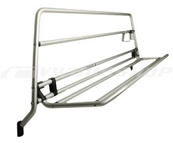 Ford Nugget roof, rear luggage carrier 2002-2013