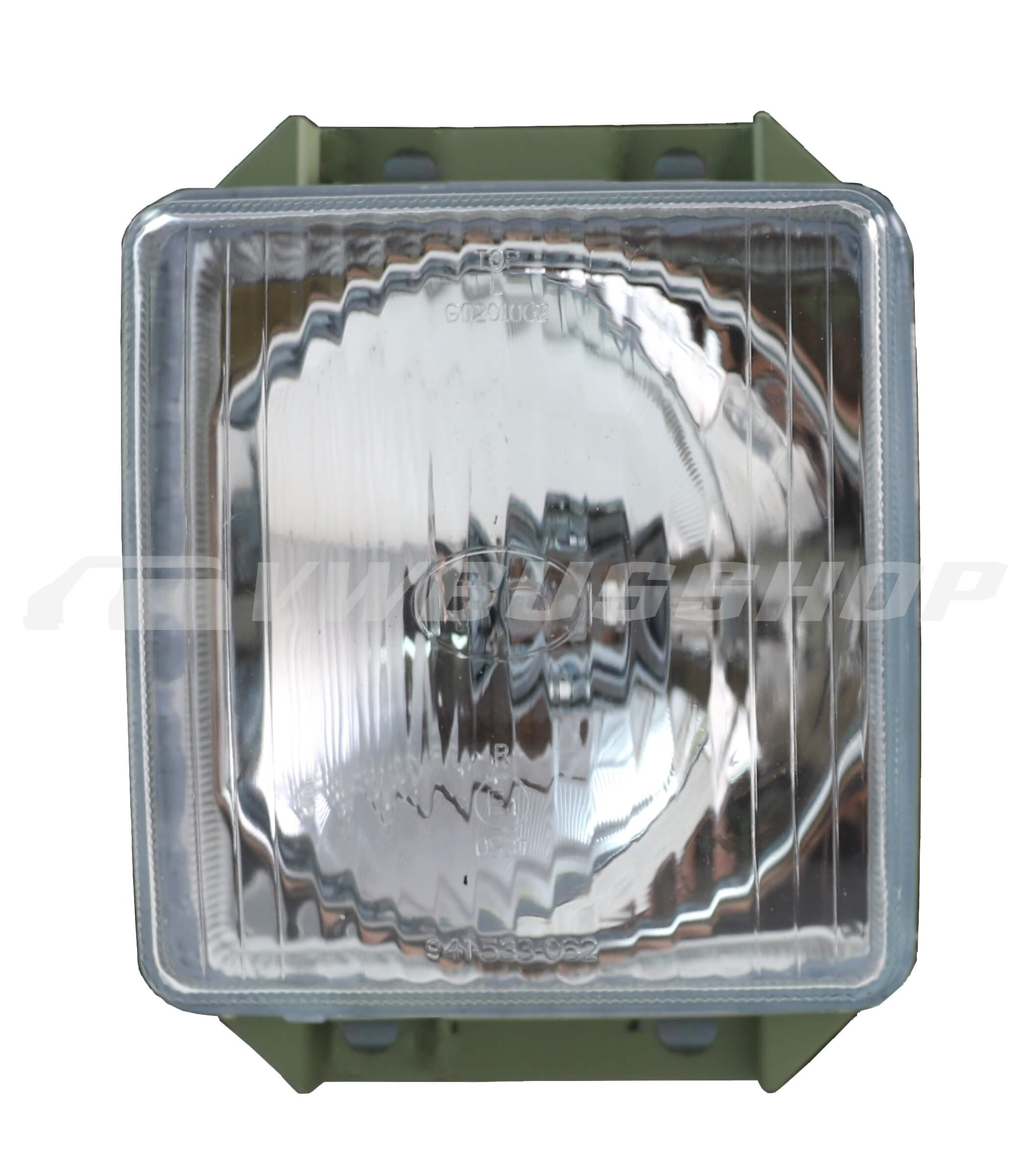 Headlamp insert high beam T3 80-92 right