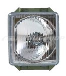 Headlamp insert high beam T3 80-92 left
