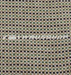 Curtain fabric joker green-brown
