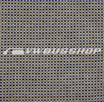 Curtain fabric Joker blue-brown