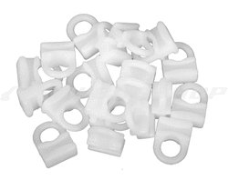 Curtain Glide Pieces T3/T4, Set of 20